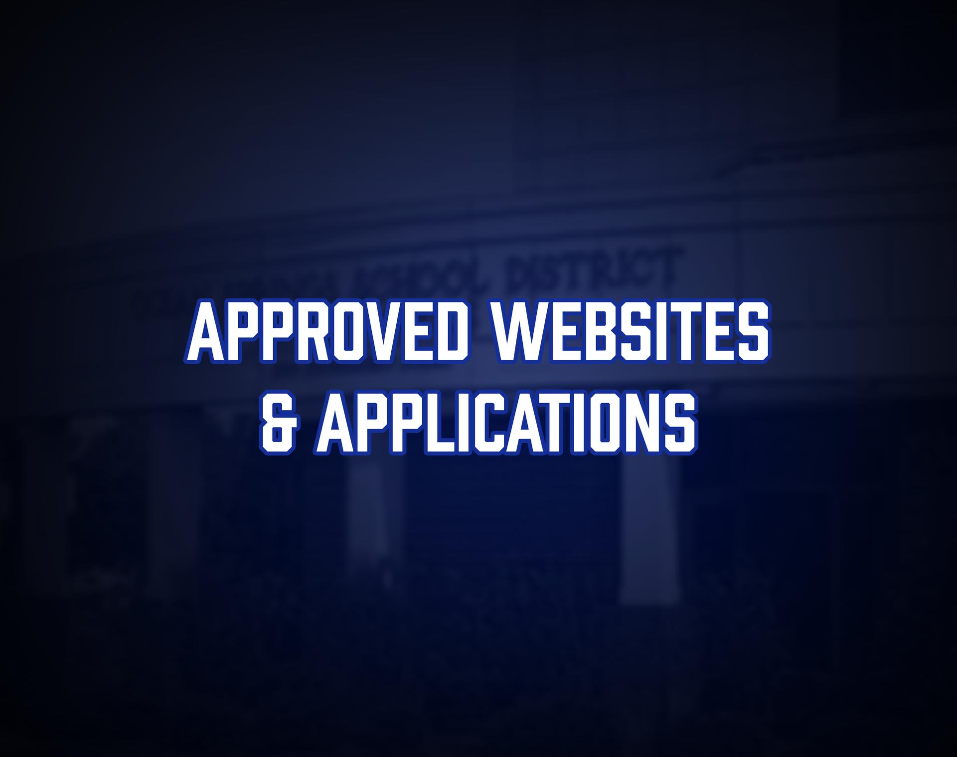 Approved Websites Tile