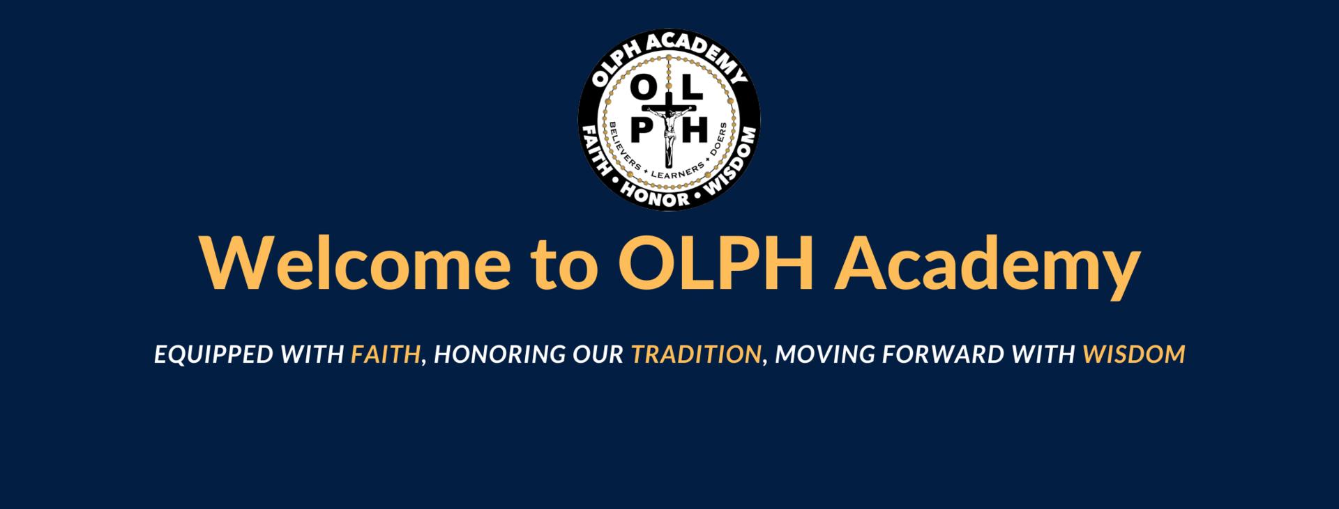 OLPHA Banner