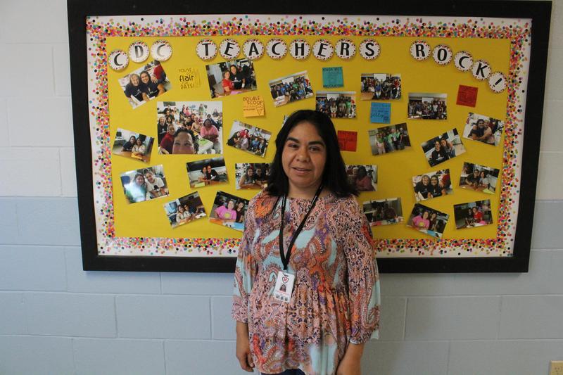 Employee Spotlight: Patricia Nuñez, Child Development Center Teacher Thumbnail Image