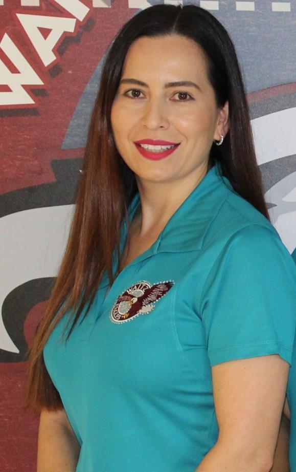 Waitz Principal - Mrs. Reyna-Garza