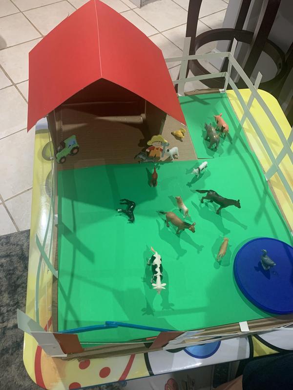 Farm habitat project