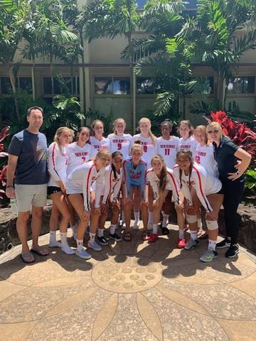 PVHS Girls Volleyball 2019
