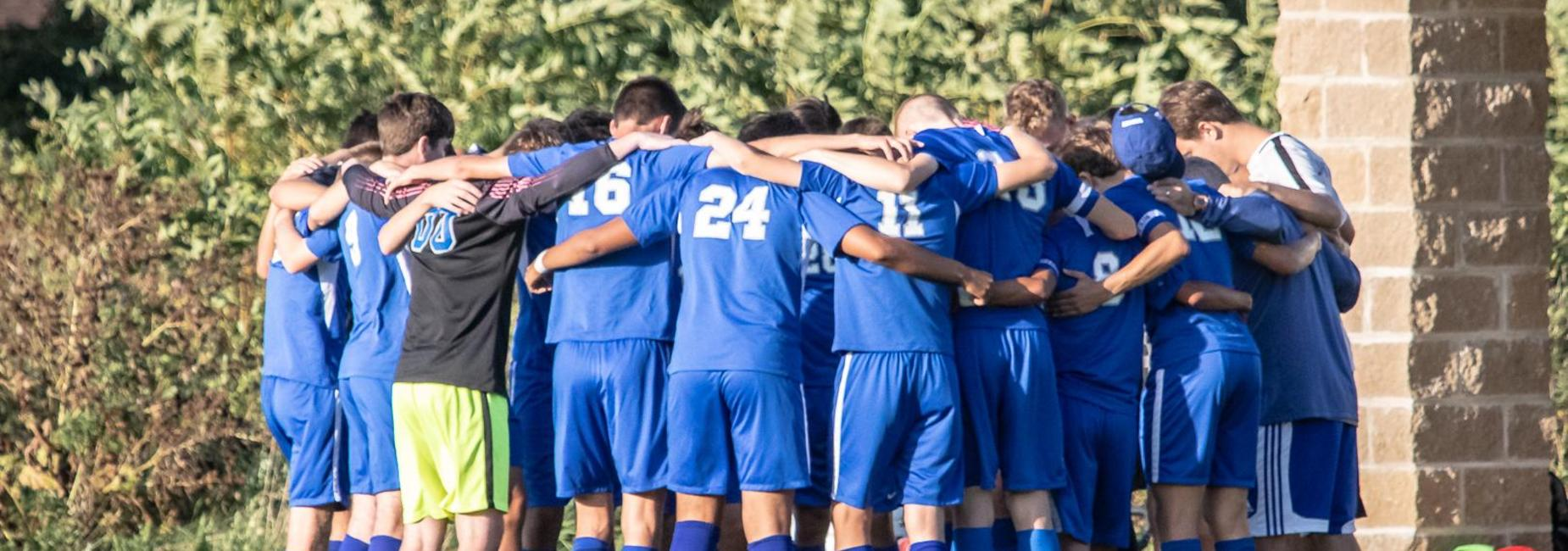 boys soccer prayer