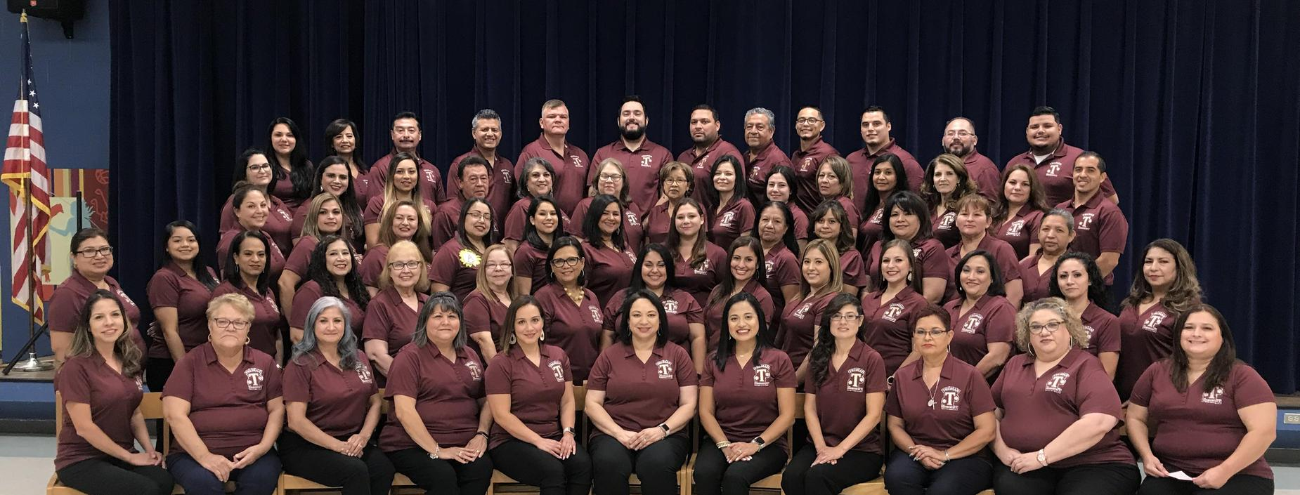Picture of Truman Elementary Staff