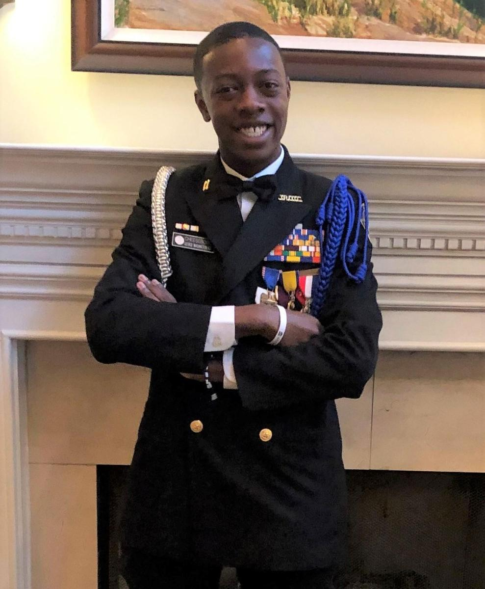Bruce Cheeseboro, HSLPS Class of 2020