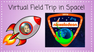 Virtual field trip slide