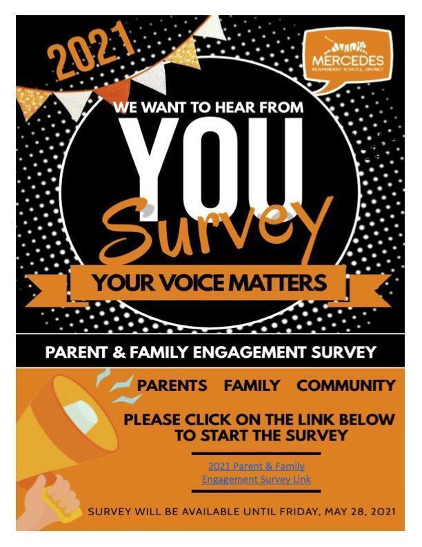Parent & Family Engagement Survey | English & Spanish Featured Photo