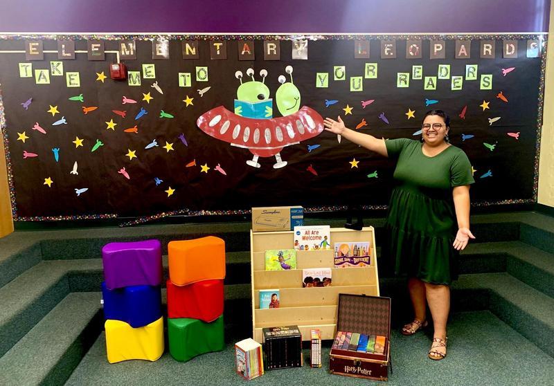Celebrity Chrissy Teigen Fulfills Lake Marie's Library Wishlist Featured Photo