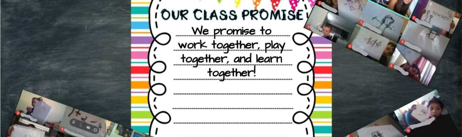 Mrs. Gilbert's Kinder Class