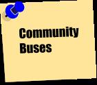 Community Buses
