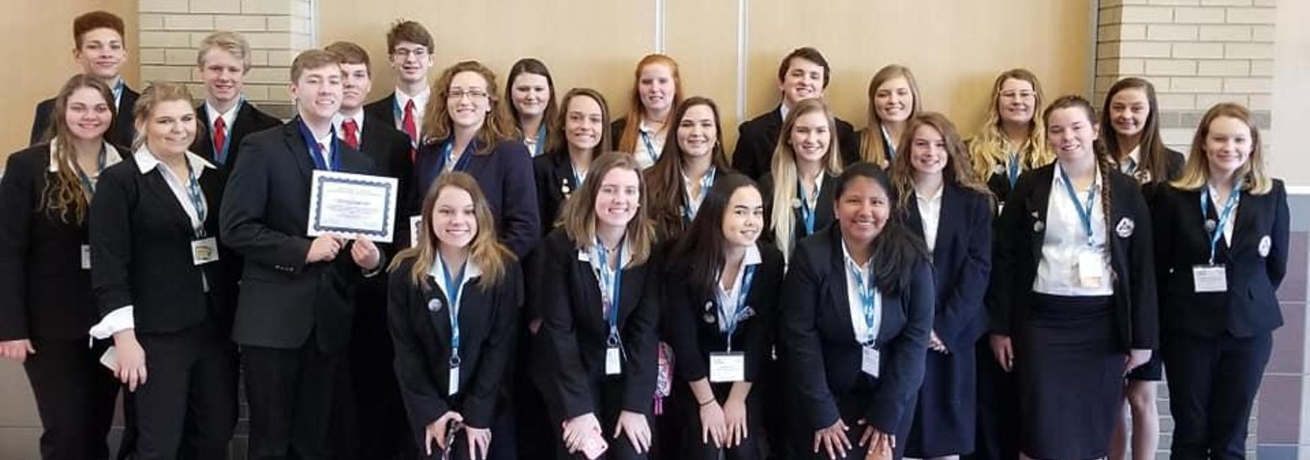HOSA travels to State Competition in Chattanooga, TN