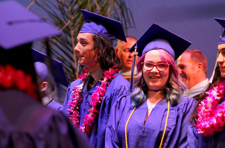 La Entrada Graduations