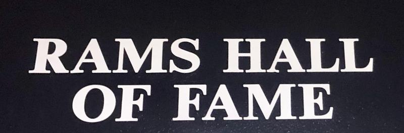 2019-2020 Rams Hall of Fame Inductees Thumbnail Image