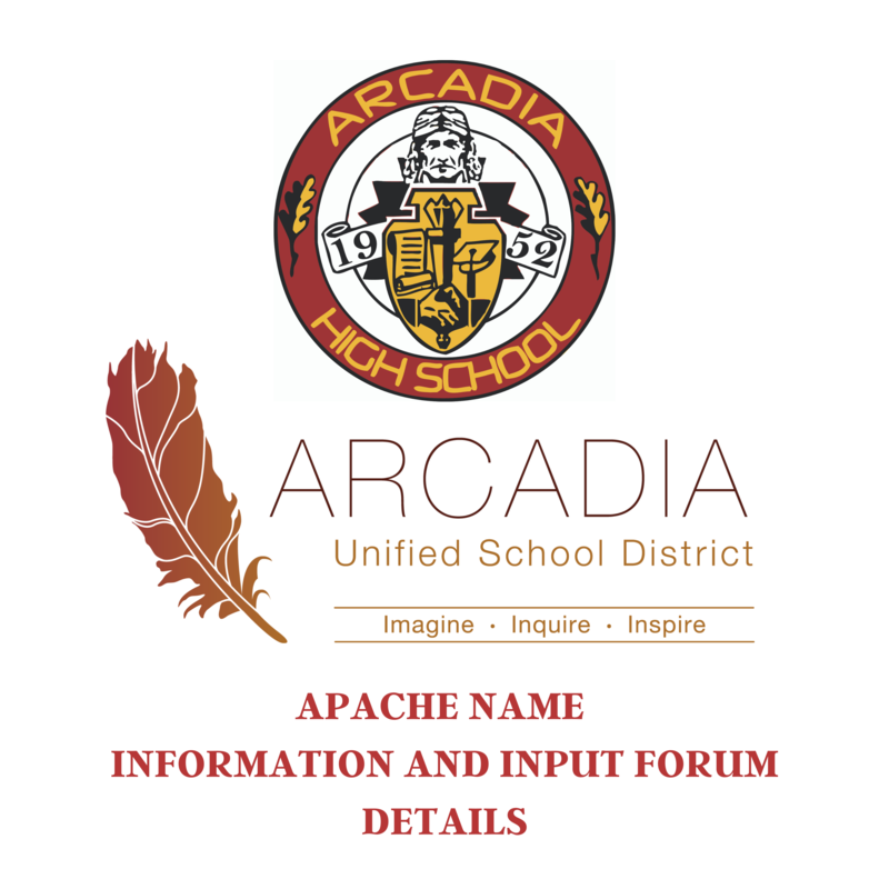 Apache Name Information and Input Forum