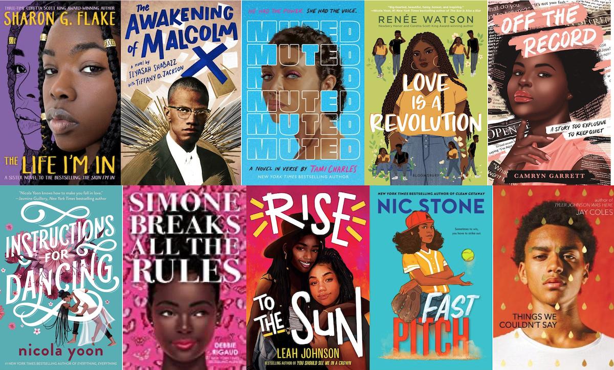 Returning Black YA Authors