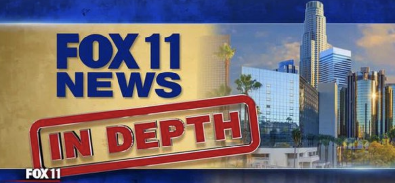 Fox 11 In Depth Logo