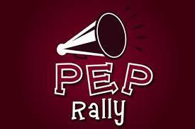 Oct. 18 - Pep Rally Schedule Featured Photo