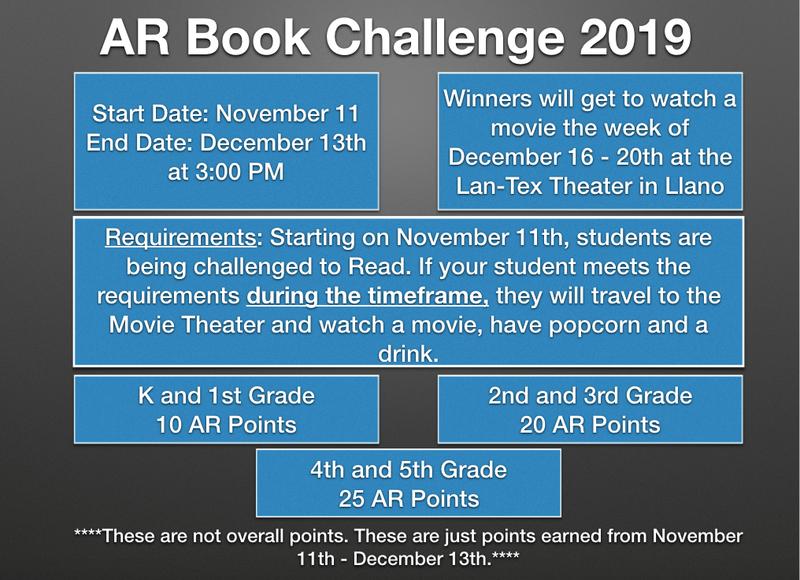 AR Book Challenge 2019! Featured Photo