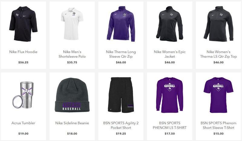 Baseball Online Store Orders DUE! Thumbnail Image