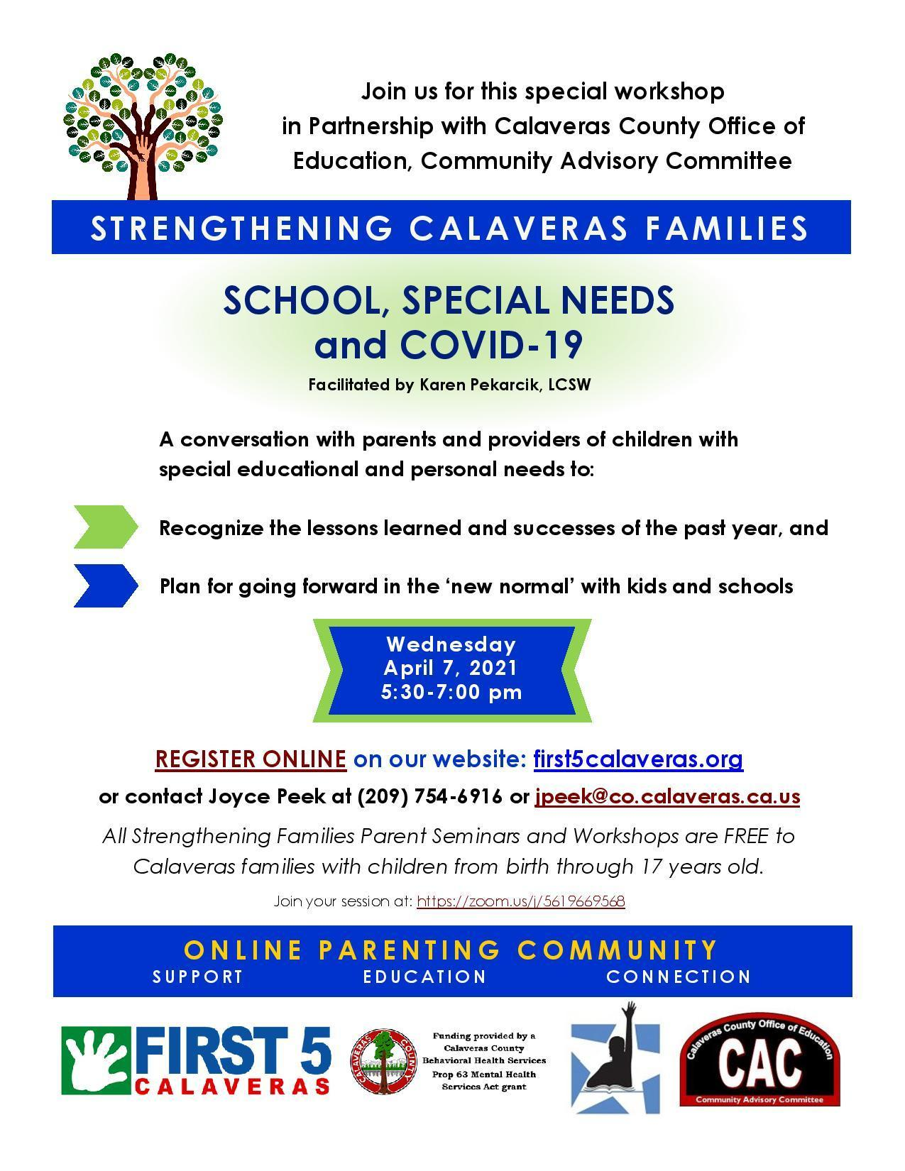 CAC Flyer