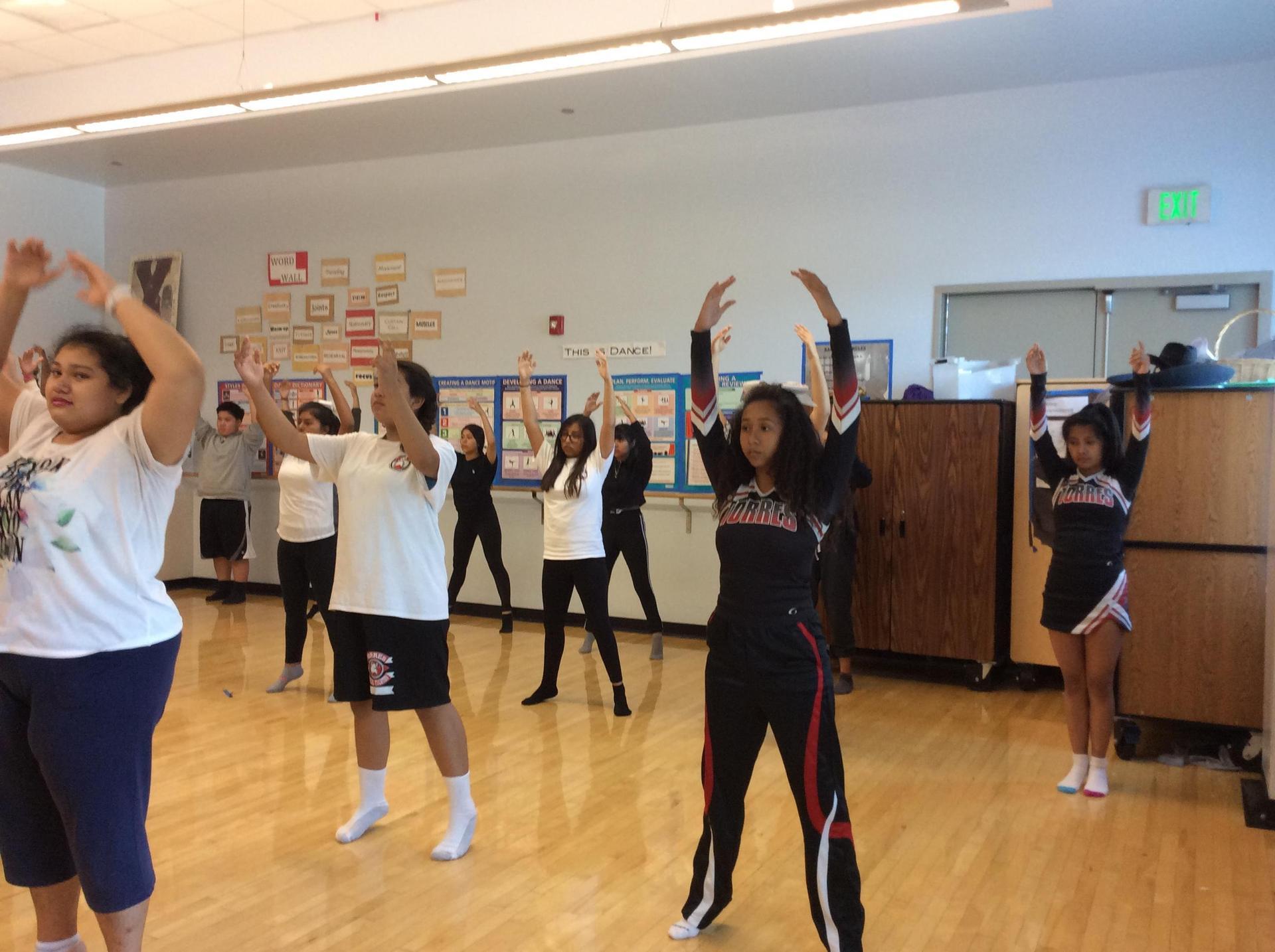 Accerlated Dance Class 2018
