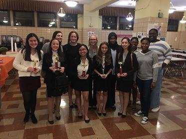 Speech and Debate Team Excels in First Competition Featured Photo
