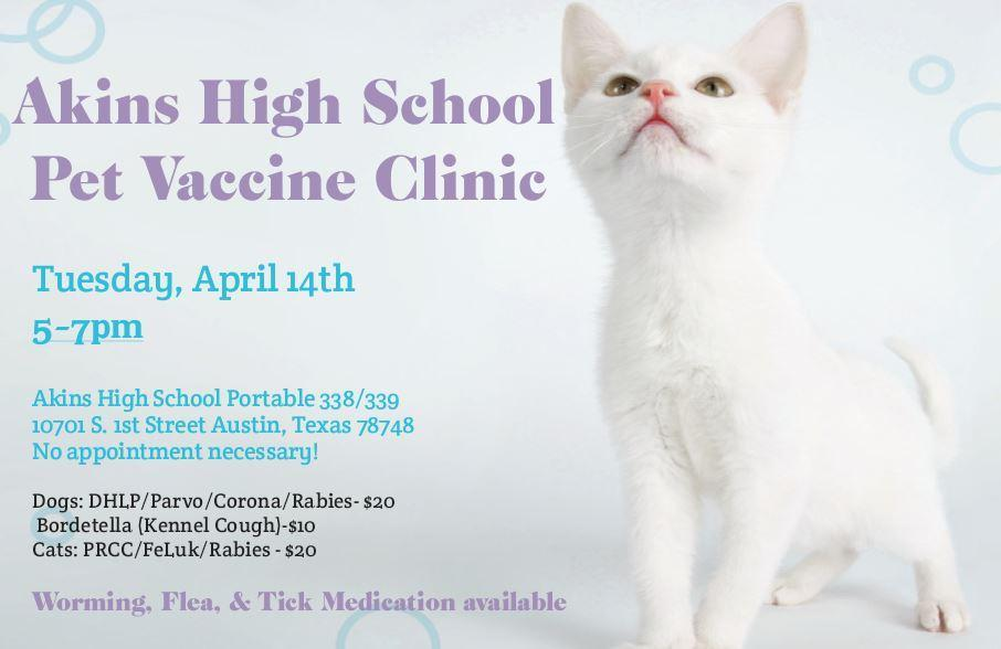Spring Vaccine Day