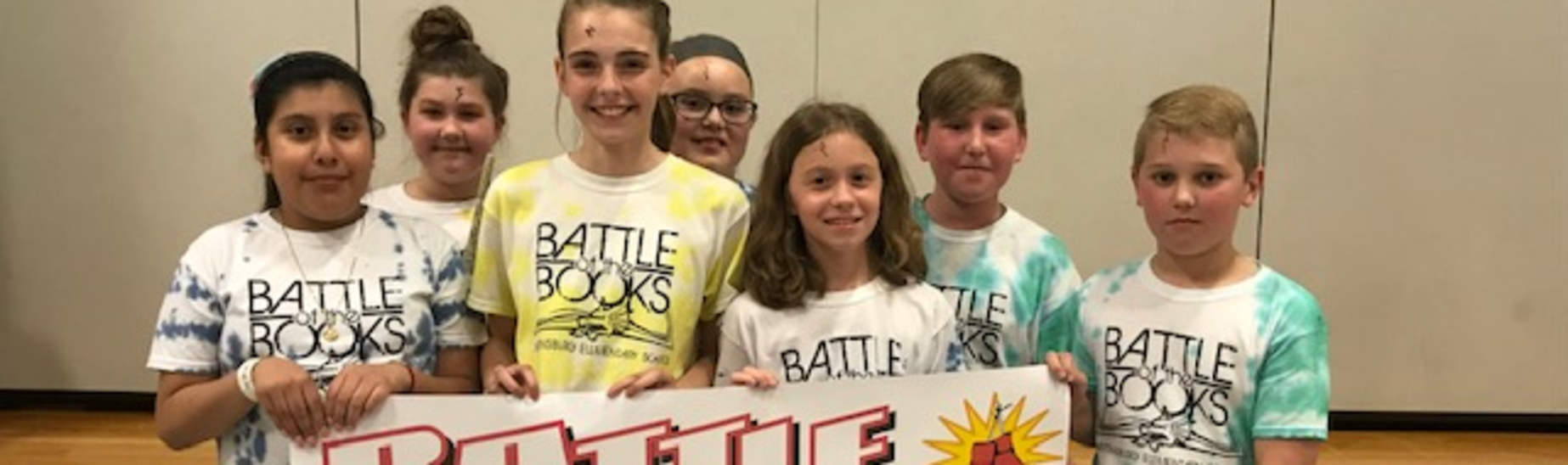 Battle of the Books 3rd Place
