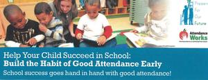 Building Good Habits for Attendance Early