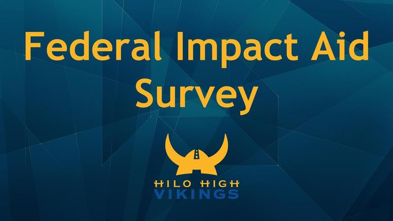 Take the Federal Impact Aid Survey Online Featured Photo