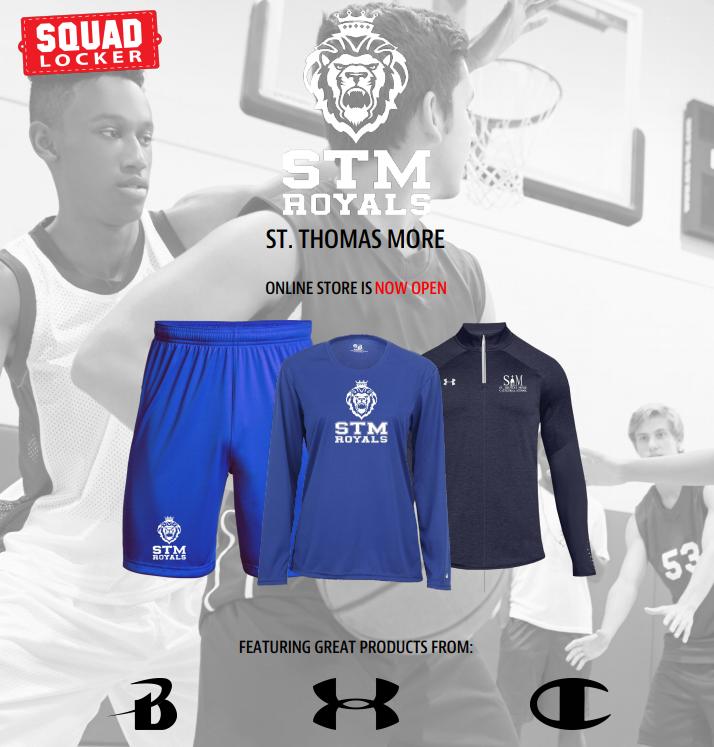 School Spirit Wear Store - Get Your STM Gear! Featured Photo