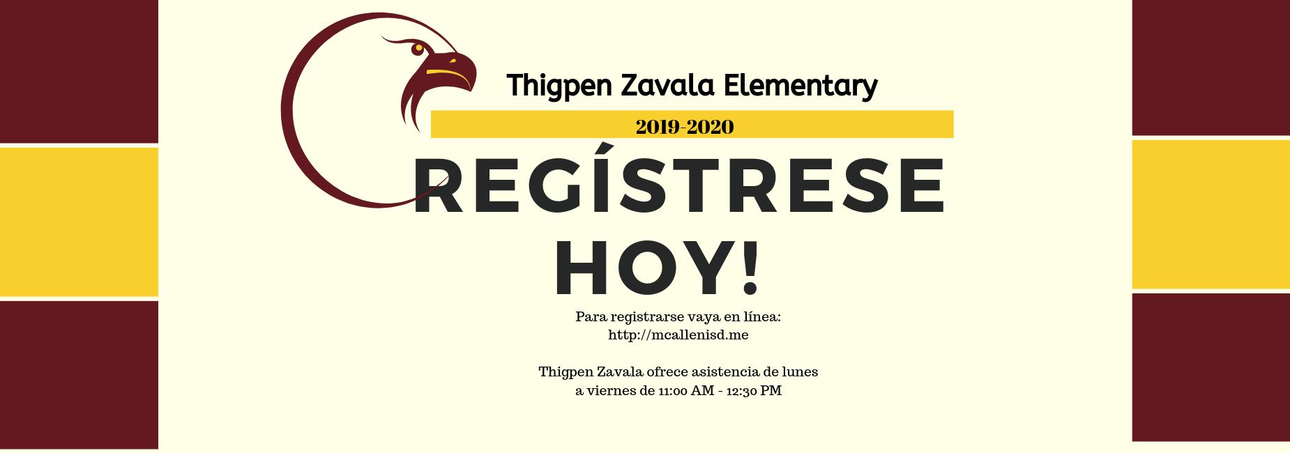Register Spanish