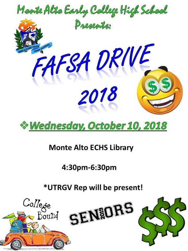 Fafsa Drive Featured Photo