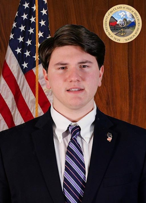 President Jamie Serruto