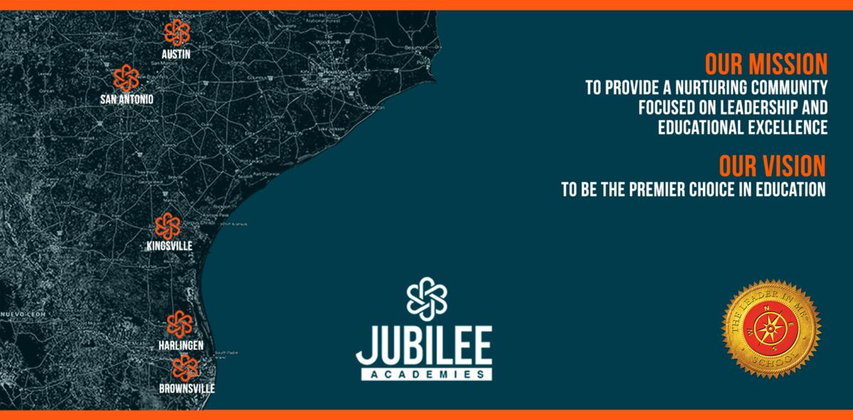 Jubilee location map