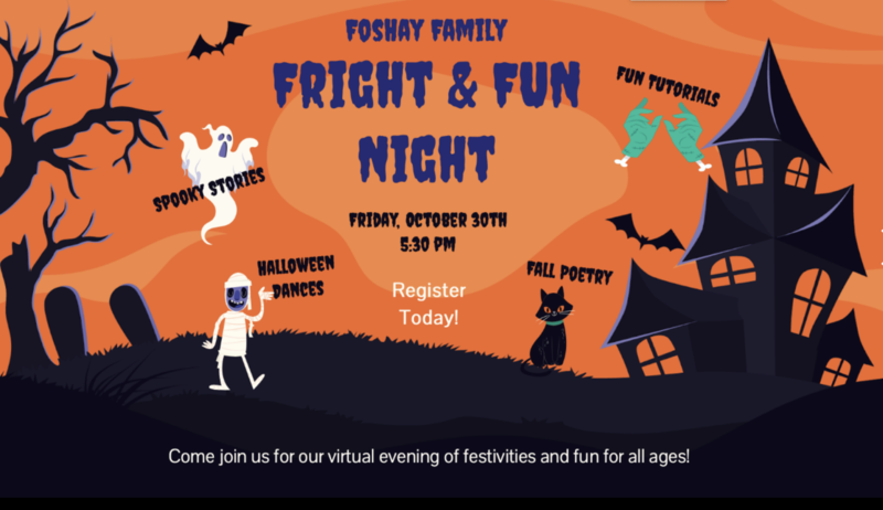 Foshay Family Fun and Fright Night Featured Photo