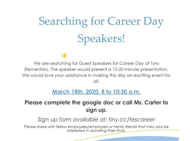 career day add