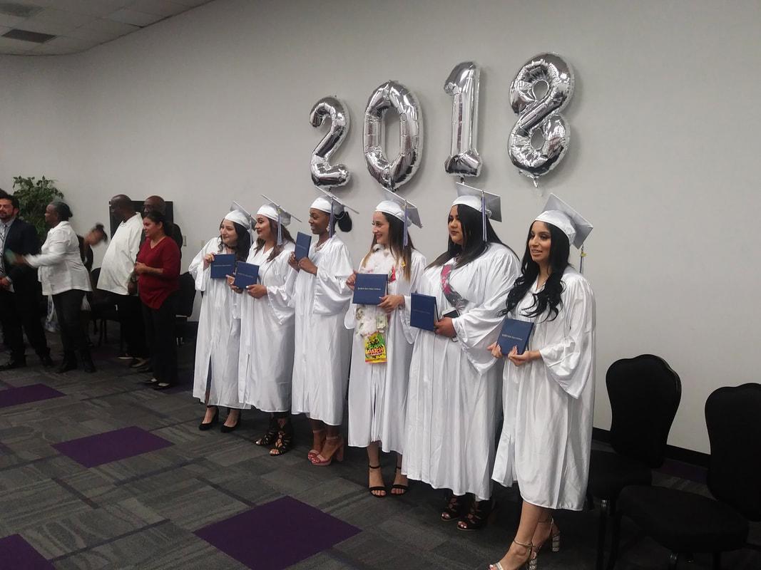 San Bernardino Class of 2018