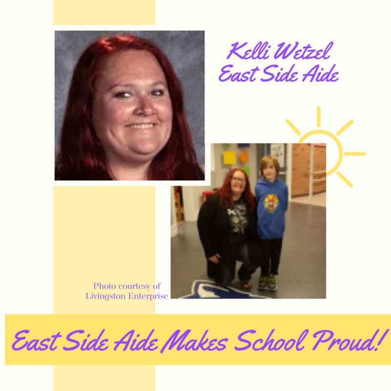 Kelli Wetzel Saves Student