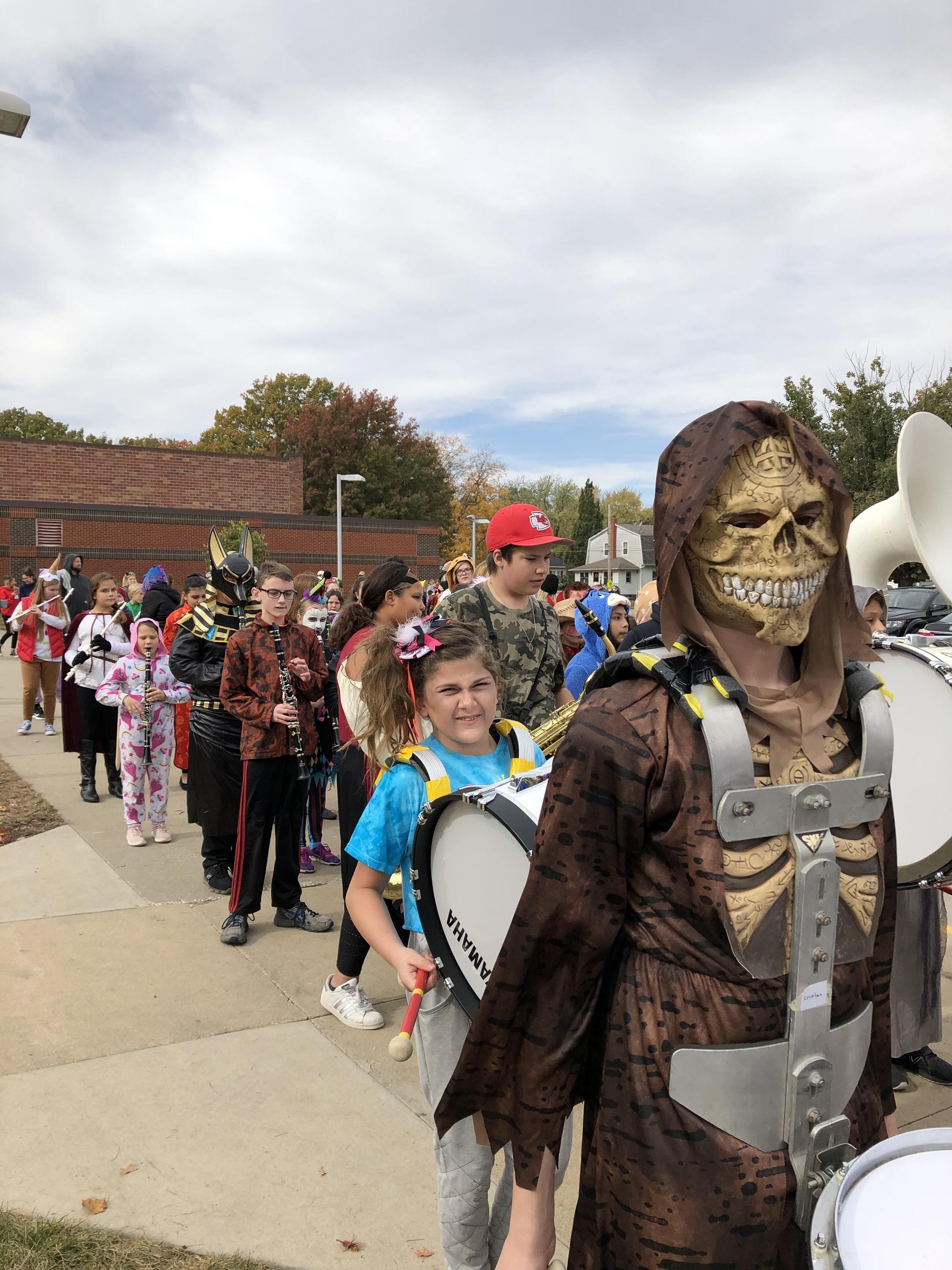 Pumkin Parade