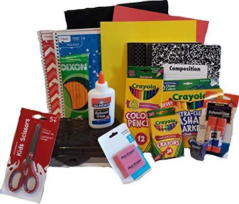 Back to School Supplies List Thumbnail Image