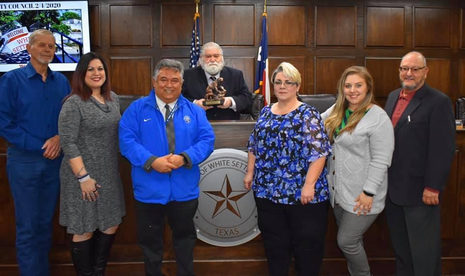 WSISD recognizes city council for their support
