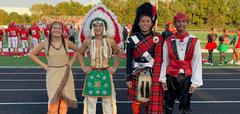 Anderson High School Homecoming Game - September 17, 2021