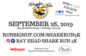 Shark Run September 28th, 2019