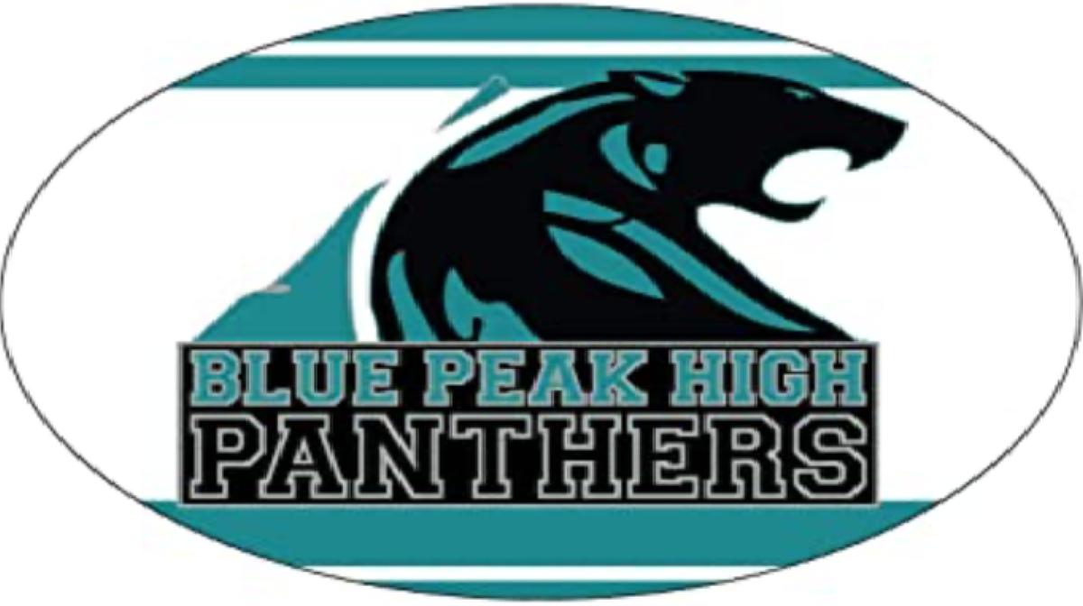 Blue Peak High School Logo