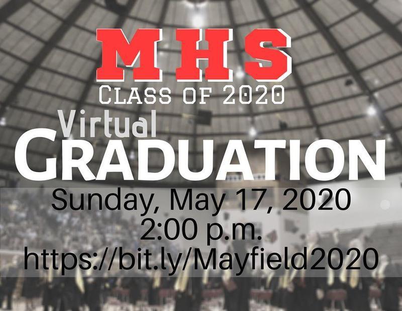 MHS Graduation Announcement