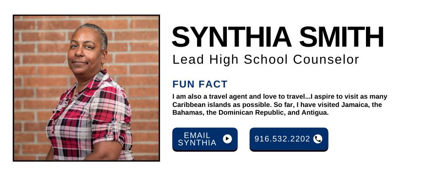 Synthia Smith fun fact