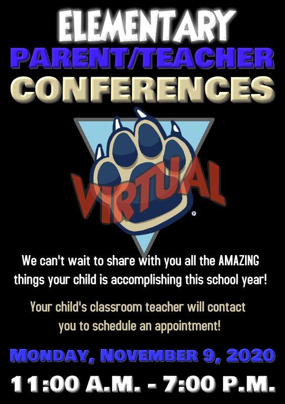 Elem. Parent-Teacher Conferences