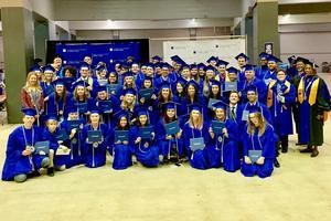 MECHS College grads