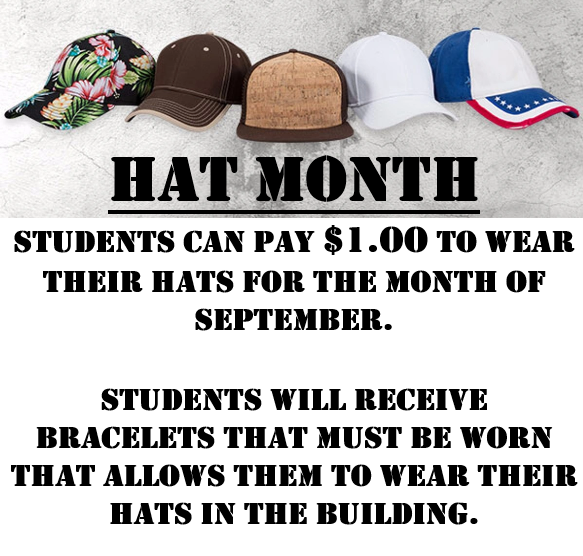 Hat Month Featured Photo